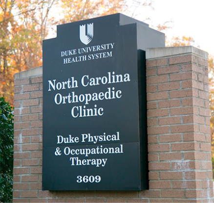 Orthopedic Surgeon Durham NC